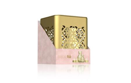 Comotu Oro Lote Perfume Mercadona Mujer