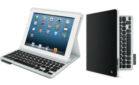 Logitech Keyboard Folio, otra 'piel' para tu iPad