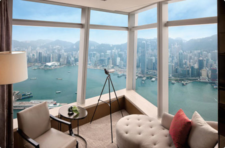 The Ritz Carlton Hkg Habitacion