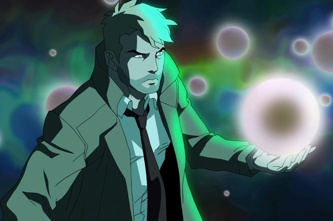 Justice League Dark Constantine