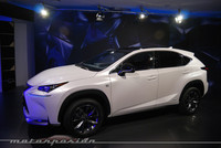 Lexus NX 300h, disponible en España desde 38.300 euros