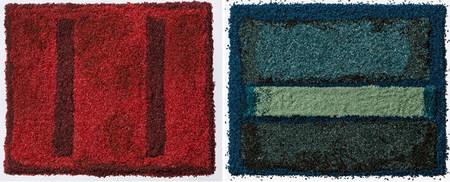 El arte de Rothko en granos de arroz