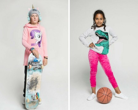 Just kids campaign