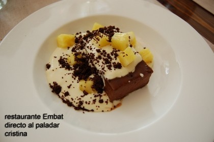 Restaurante Embat