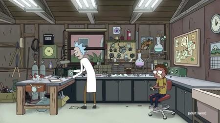 Rick Y Morty7