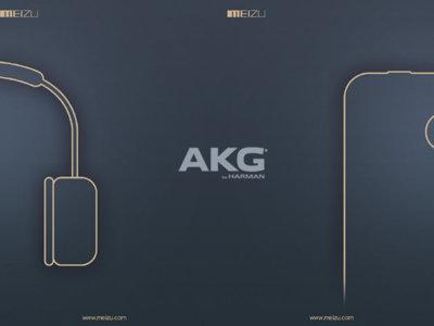 Meizu suma acuerdos, esta vez con AKG para disponer del mejor sonido posible