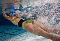 Cambia de estilo en la piscina