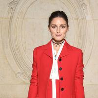 Olivia Palermo encabeza la lista de invitadas al desfile de Alta Costura de Dior Primavera-Verano 2018