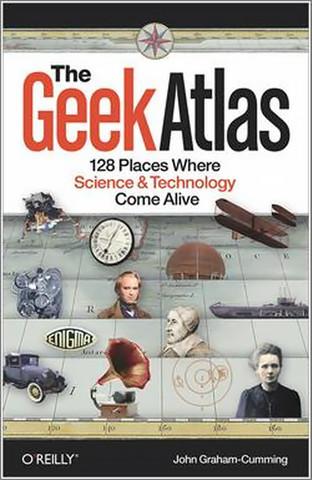 The Geek Atlas, 128 destinos geeks