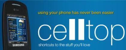 Alltel simplifica el menú de sus móviles con Celltop UI