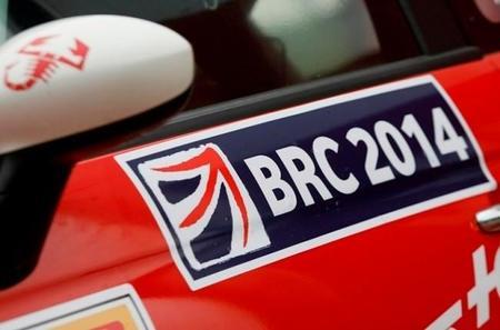 El Campeonato Británico de Rallyes echa el cierre en 2015
