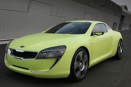 Kia Kee: un coupé 2+2 que muestra las futuras líneas de Kia