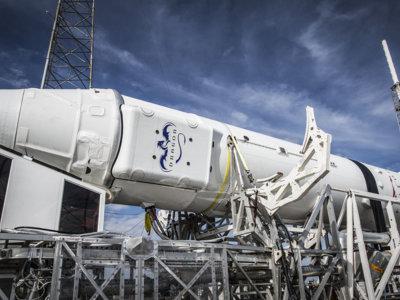 SpaceX regresa a las misiones de abastecimiento desde su explosión en junio de 2015