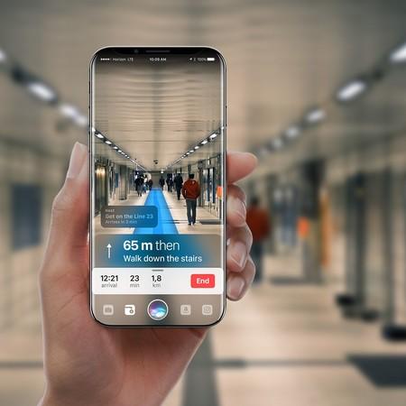 Tendremos tres iPhone este año, pero el de pantalla OLED curva podría llegar un poco más tarde, según Bloomberg