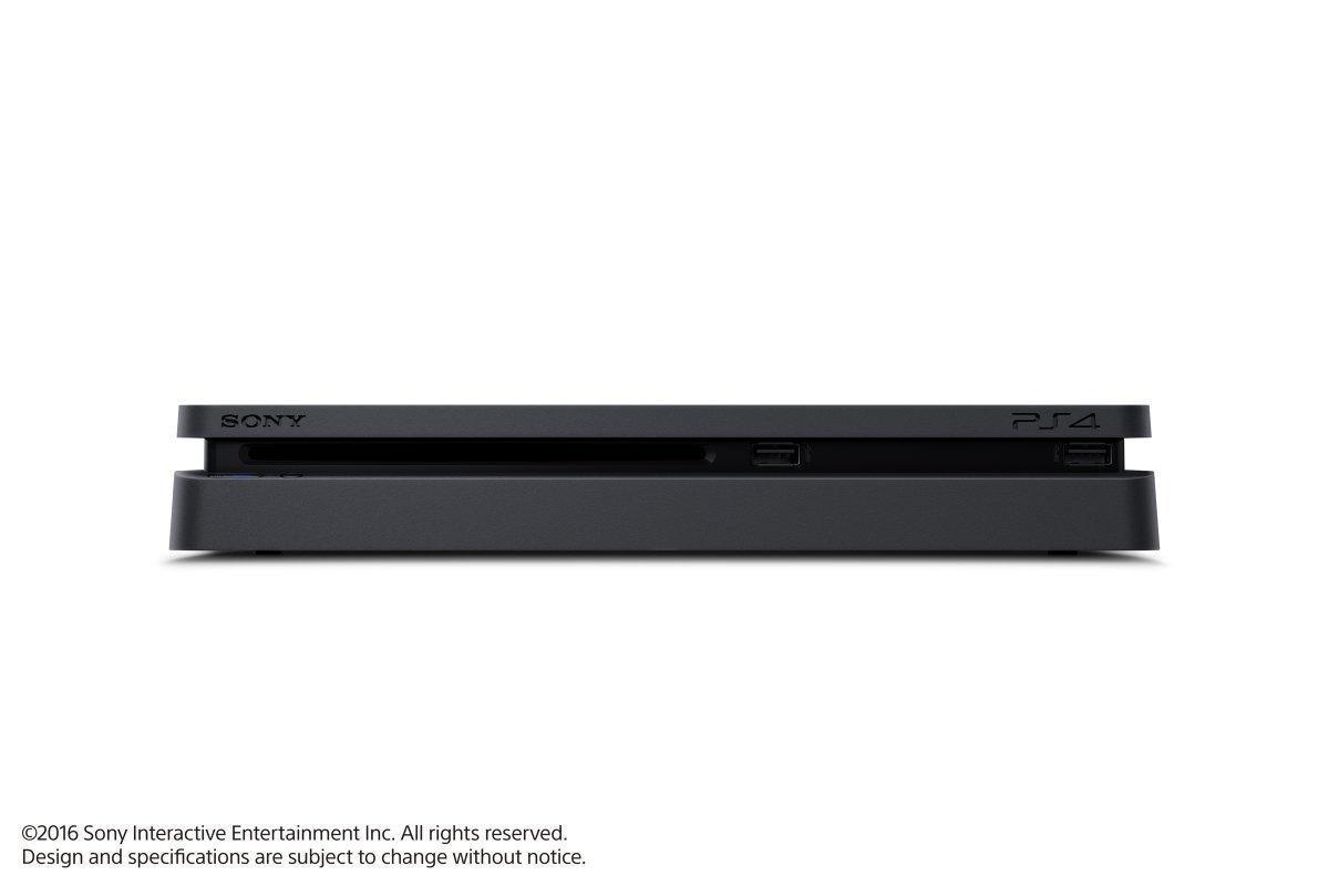 Foto de Imágenes nuevo modelo de PS4 (2/3)