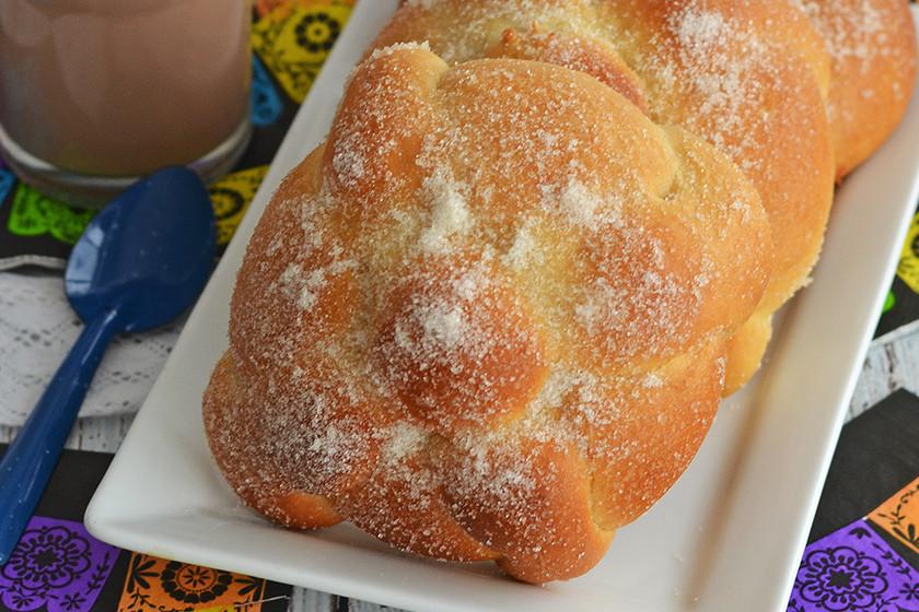 Cómo hacer pan de muerto en Thermomix. Receta