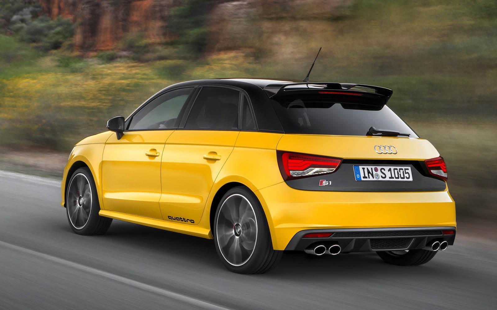 Audi A1 S1 Sportback 2015 5 7