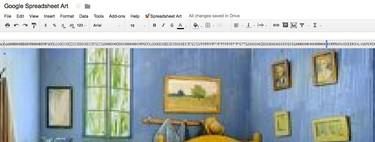 El grandioso mundo del Excel Art: 21 hojas de cálculo hechas obras de arte