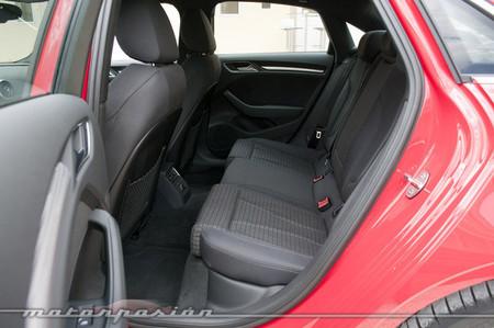 Audi A3 Sedán, presentación y prueba en Budapest