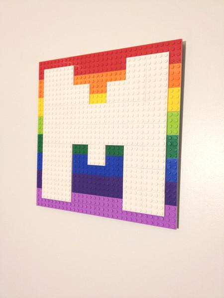 Lamina Lego