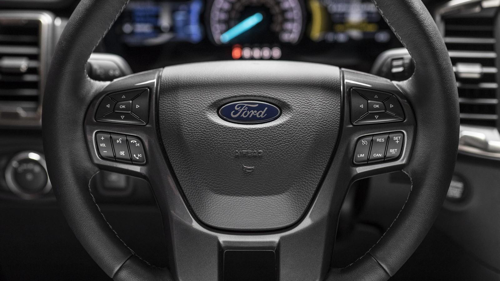Foto de Ford Ranger 2019 (16/20)