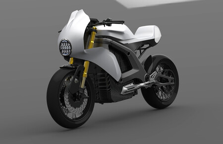 Tazzari Ev Italian Volt Lacama Moto Electrica 6