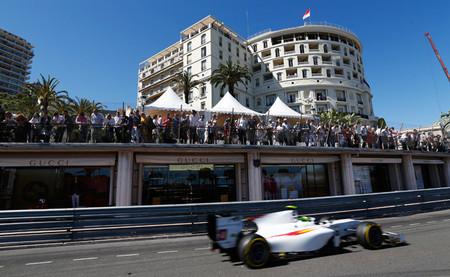 Kimiya Sato Mónaco GP2 2014