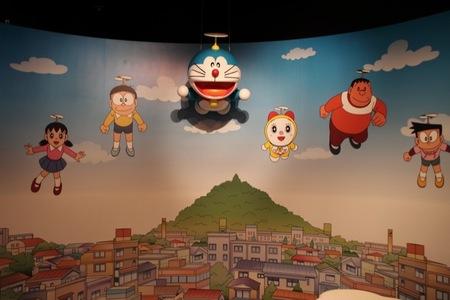 Doraemon nacerá dentro de cien años