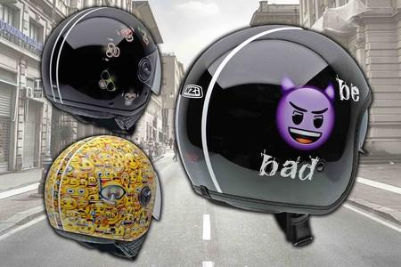 ¿Cómo te sientes hoy? Los emoticonos se van a apoderar de tu cabeza con los cascos Emoji by NZI