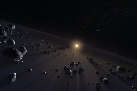 Nadie sabe cómo llegaron ahí, pero dos extraños asteroides aparecieron entre Marte y Júpiter: la clave está en que son demasiado rojos