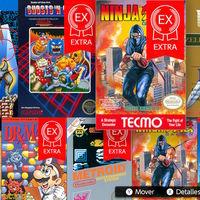 """Nintendo Switch suma las versiones """"Extra"""" de Ninja Gaiden y Ghosts'n Goblins a sus clásicos de NES"""