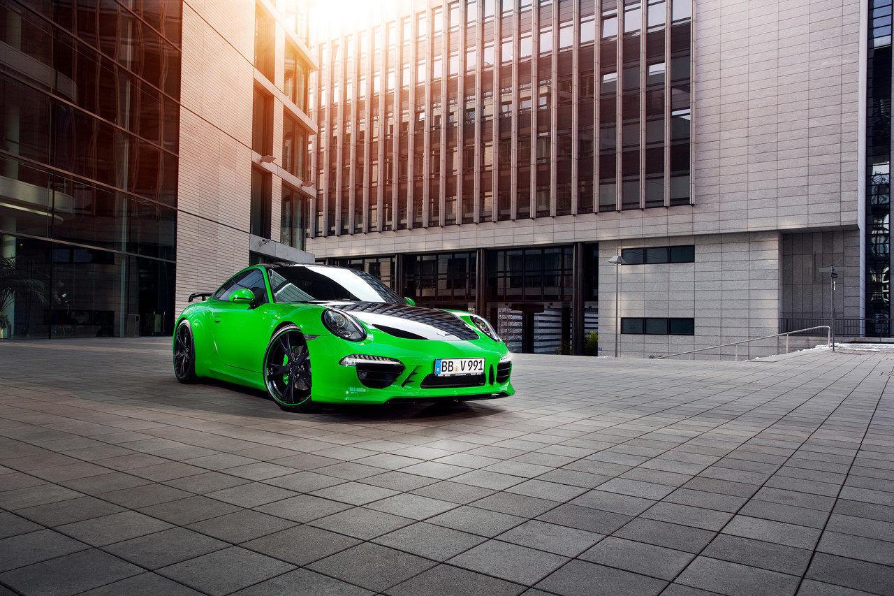 Foto de Porsche 911 Carrera 4S por TechArt (25/32)