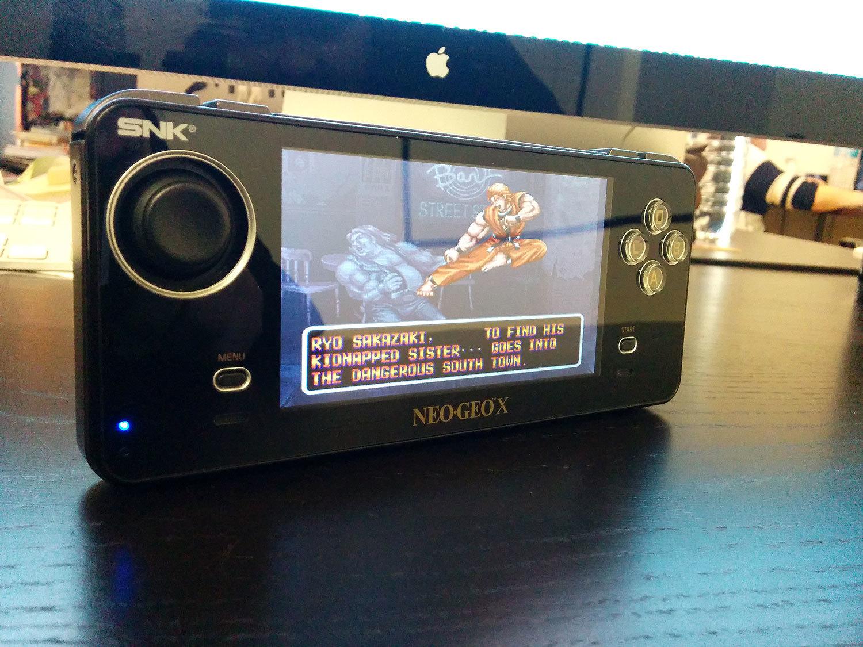 Foto de Galería de fotos de Neo Geo X Gold (19/34)