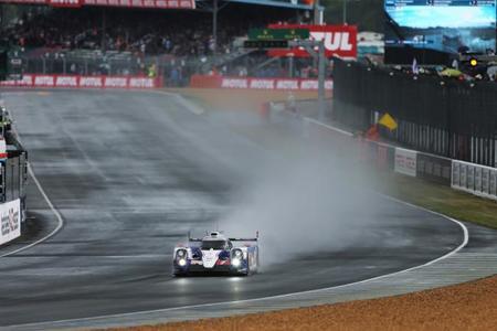 Toyota Racing en Le Mans 2014