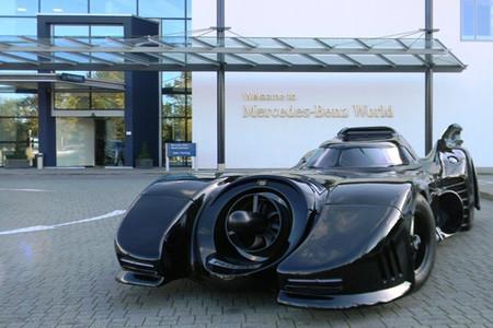 Adjudicada, por casi 87.000 euros, esta réplica del Batmóvil fabricada por un fan