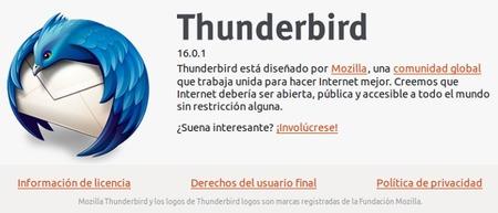 Doce extensiones para Thunderbird para mejorar su funcionalidad