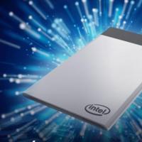 Este ordenador tiene el tamaño de una tarjeta de crédito, es de Intel y será una realidad en agosto