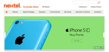 Nextel México confirma la llegada de los iPhone 5s y 5c a su catálogo