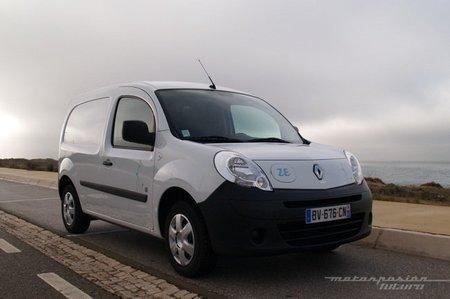 Renault Kangoo Z.E., presentación y prueba en Lisboa (parte 2)