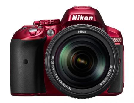Nikon D5300 roja
