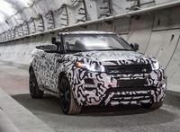 Habrá una versión descapotable del Range Rover Evoque, y este es el vídeo que lo demuestra
