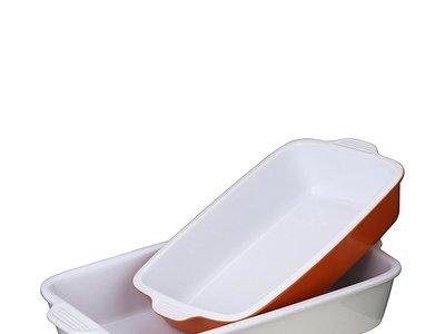 Equipa tu cocina con este juego de tres fuentes cerámicas para horno  San Ignacio por 30,55€