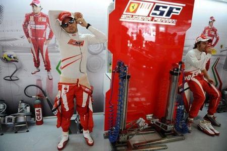 Un fiscal brasileño advierte a Felipe Massa que si se deja pasar por Fernando Alonso podría ir a la carcel