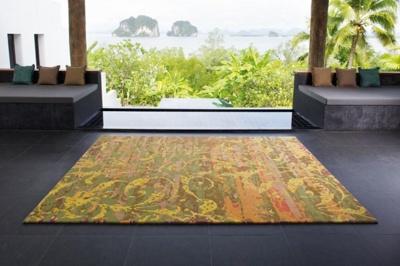 Selva, una alfombra de JAB Anstoetz con personalidad propia