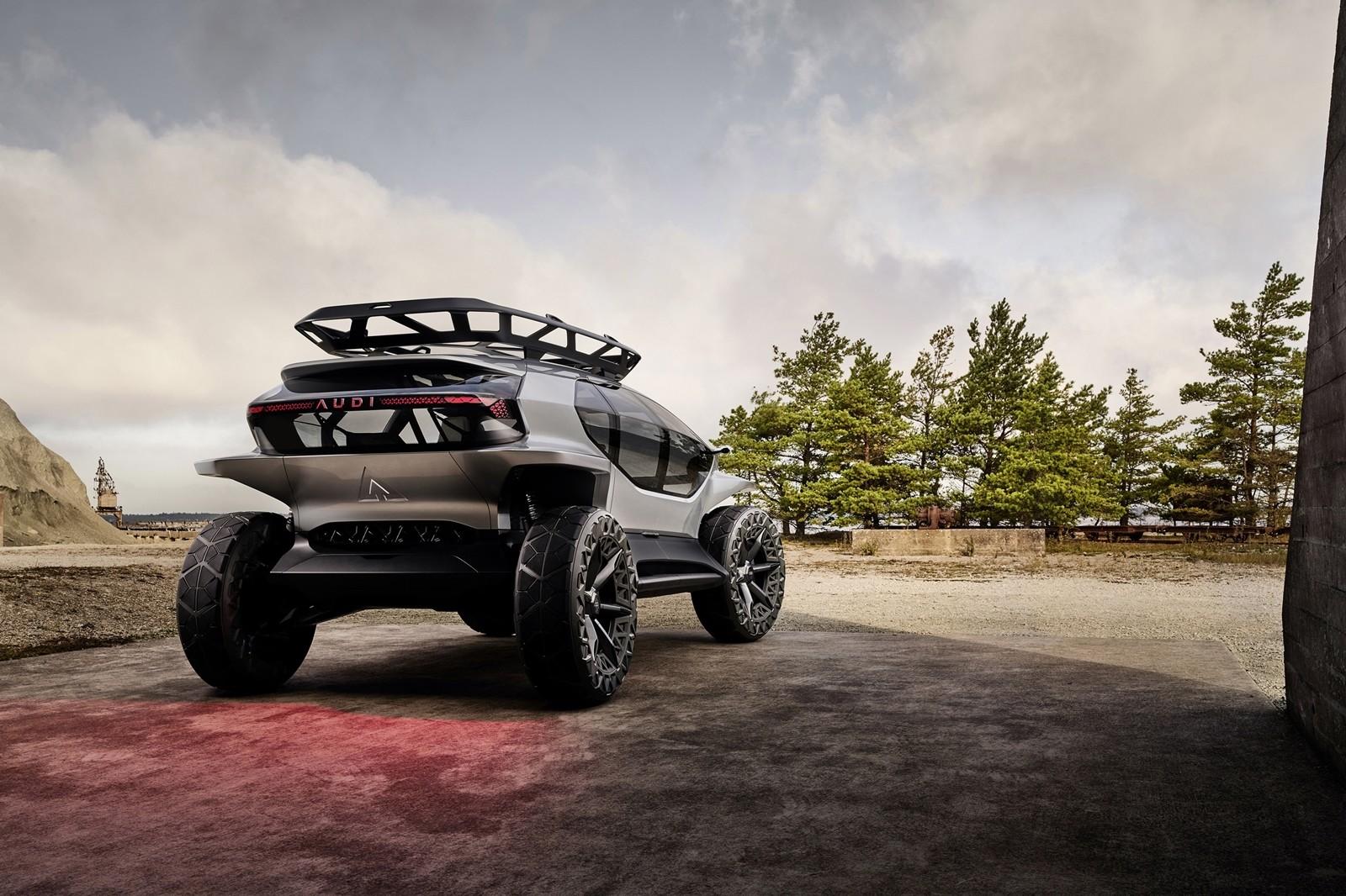 Foto de Audi AI:trail quattro 2019 (10/32)