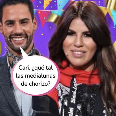 Isa Pantoja, boquiabierta ante la ridícula sorpresa de Asraf por su segundo aniversario de novios
