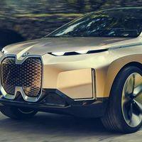¡Filtrado! Las primeras imágenes oficiales del BMW iNext Concept salen a la luz antes de tiempo