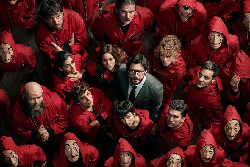 'La casa de papel' regresa a Netflix con una temporada 4 muy entretenida que lleva todo al límite