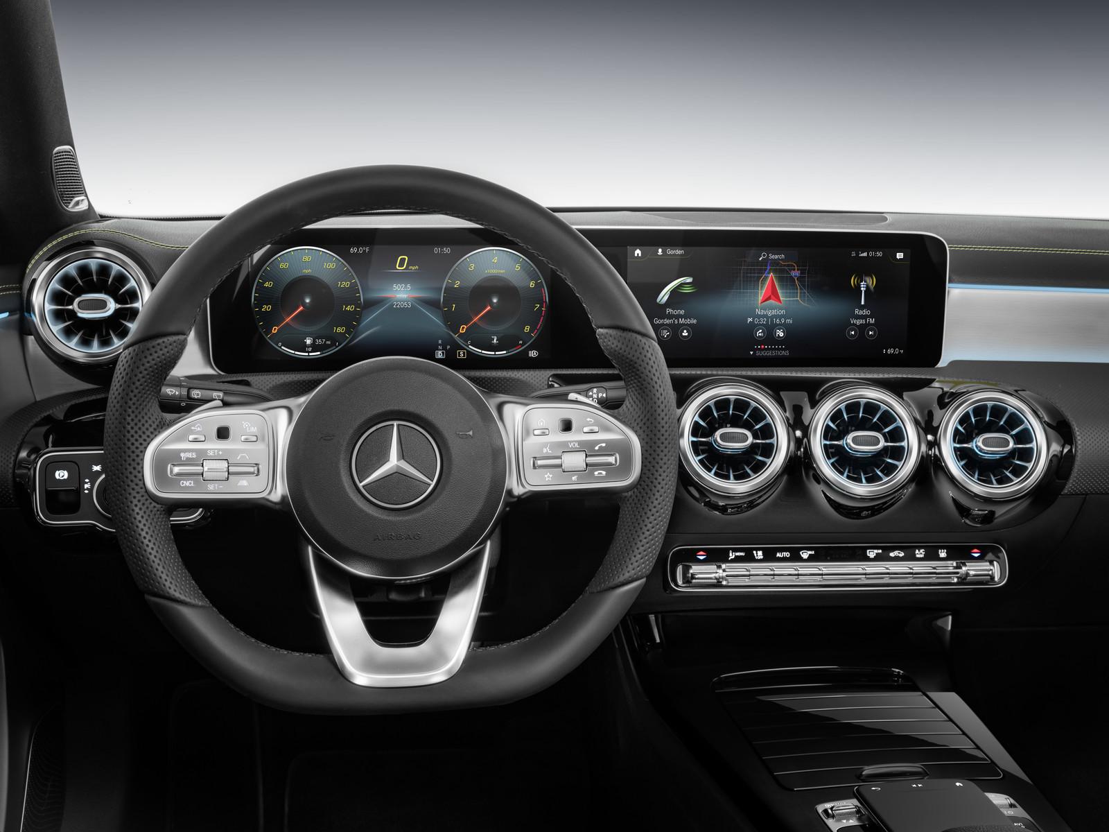 Foto de Mercedes-Benz Clase A 2018 (67/139)