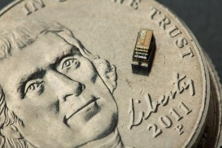 El ordenador más pequeño del mundo tiene el tamaño de un grano de arroz